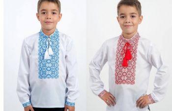 Вышиванка для мальчика, детская, вишиванка дитяча, Киев