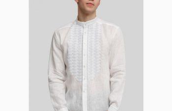 Вышиванка мужская, вишиванка чоловіча, сорочка, вышитая рубашка, Киев