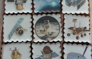 Подарок школьнику — оригинальный пряничный набор, Киев