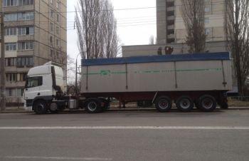Киев, Водитель СЕ