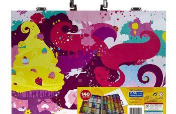 Большой набор для рисования Crayola 140 предметов, Киев