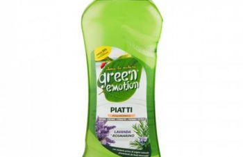 Экологическая жидкость для мытья посуды Scala Green (1 л.), Киев