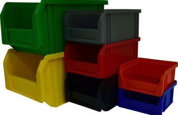 Коробка пластиковая под зачасти на производство, Кропивницкий