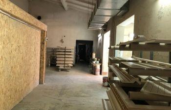 Продам помещение 1645кв.м. (можно с бизнесом по производству мебельных фасадов), Сумы