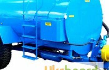 Агрегаты для перевозки воды прицепные АПВ — 3, АПВ — 6, АПВ — 10 (бочки), Днепр