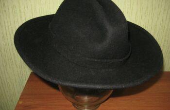 Шляпа-стетсон, 54-й размер, Львов