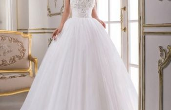 Новое свадебное платье для прекрасной принцессы, Киев