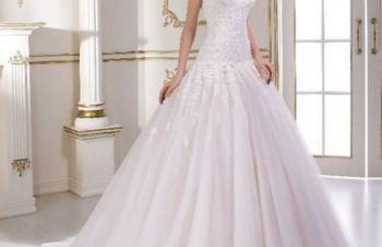 Новое пышное свадебное платье, Киев