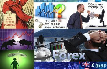 Тренинг по биржевой торговле валютами на Forex и акциями на NYSE, Харьковская обл.
