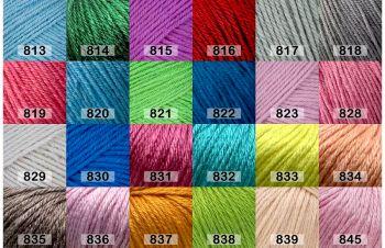 Продам пряжу Gazzal Baby Wool XL, Газзал Беби Вул XL, Николаев