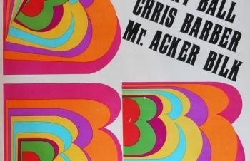 Jazz Kenny Ball — Chris Barber — Mr. Acker Bilk, Винница