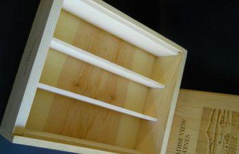 Ящик для вина из дерева PARADISE VIEW WINEN, Недригайлов