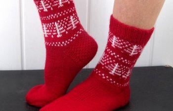 Шкарпетки з ялинками, Львов