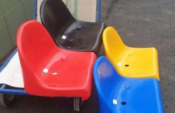 Сидения (кресла) стадионные пластиковые, Харьков