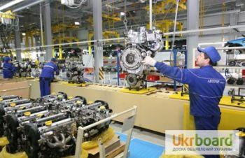 Работа в Польше завод автозапчастей, Михайловка