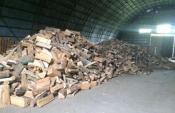 Колотые уложенные дрова твердых пород, Запорожье
