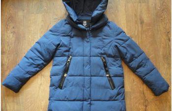Куртка на девушку размер S. Зима, Киев