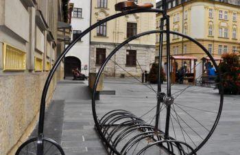 Купить велопарковку на 5 велосипедов, Харьков