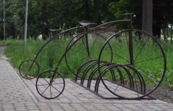 Купить велопарковку на 6 велосипедов, Харьков