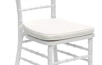 Дизайнерский стул Чиавари, белого цвета, Днепр