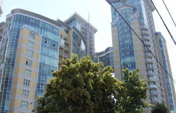 76 м2 Зверинецкая 59,  1ый-этаж ЖК Триумф,  Киев,  Печерск