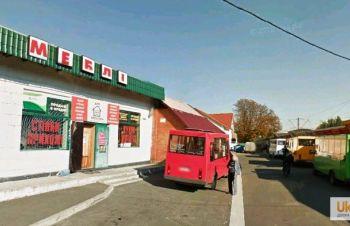 Продам здание-магазин,  275 м2,  Вишневое,  ул. Железнодорожная,  5 км от Киева,  без комиссии