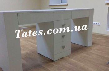Маникюрный стол на 2-х мастеров, Киев