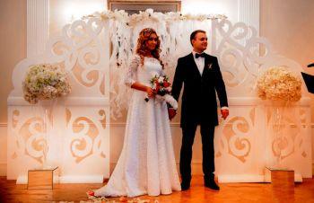 Свадебный ажурный декор, Днепр