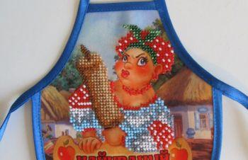 Продаю фартук на бутылку «Найкращій тещі», Одесса