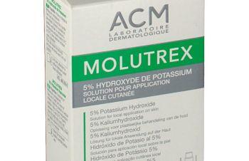 Molutrex (ACM, France) 5% 3 ml / Молютрекс, 5% 3 мл, Киев
