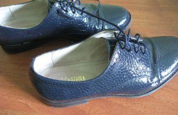 Туфли дамские Star Monroe, лакированная кожа, 35-й размер, Львов