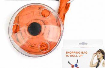 Складная сумка для покупок Shopping bag to roll up (сумка шоппер через плечо), Киев