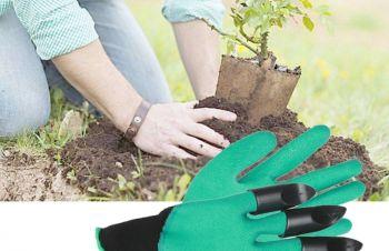 Садовые перчатки Garden Genie Glovers, Киев