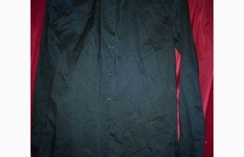 Рубашка мужская чёрная Montego, Киев