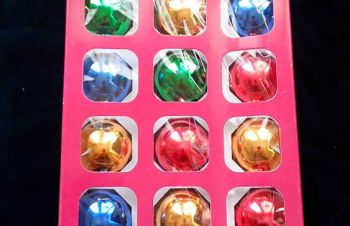 Ёлочные шары серии «18 Glass Ornaments» / «Holiday Seasons», Черкассы