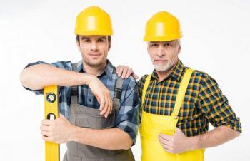 Работа строителем по внутренним работам, Славутич
