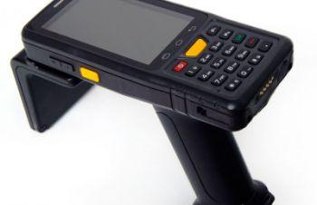 Ручной считыватель RFID меток UHF READER NOUS ID-908, Киев