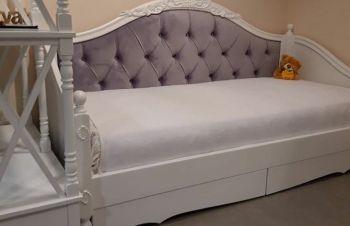 Кровать Скарлет софа с дополнительным спальным местом, Киев