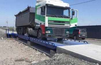 Автомобильные весы 18 метров 60, 80, 100 тонн, Николаев