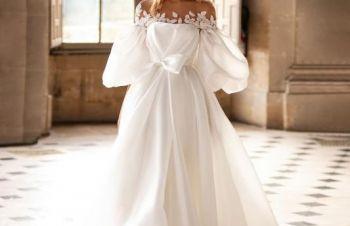 Свадебное платье, болеро от дорогого итальянского бренда Milla Nova, Харьков
