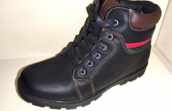 Зимние ботинки для мальчика подростка р.34 и р.35, Днепр
