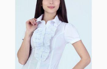 Блузка белая размер 42 XS-36. Новая, Днепр