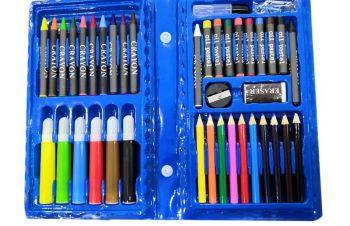 Детский набор для рисования Painting Set 42 pieces — набор для творчества, Киев