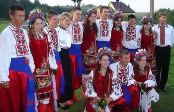 Национальные и народные костюмы, Харьков