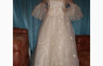 Свадебное платье пышное, новое, большого размера, Харьков