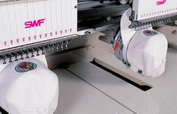 Ремонт вишивального обладнання SWF, Киев