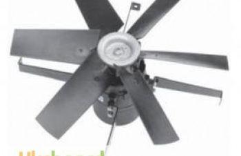 Вентиляторы осевые, на монтажных лапах «Deltafan» 355-630мм, Львов