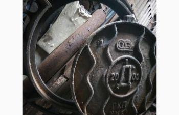 Продам люк чугунный канализационный Тип-Т, Харьков