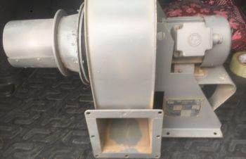 Центробежный вентилятор с двигателем (производительность 720/1470 м³/ч), Нововолынск