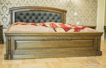 Ліжко з масиву дуба, Дубно
